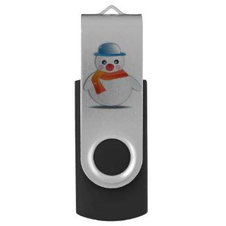 Snowman氏 USBフラッシュドライブ