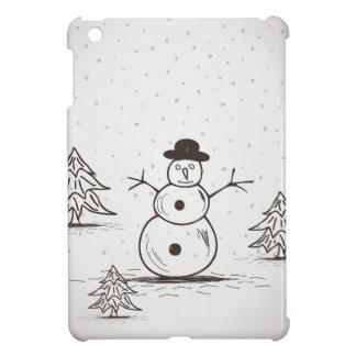 snowman2 iPad miniケース