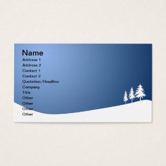 Snowscene 名刺