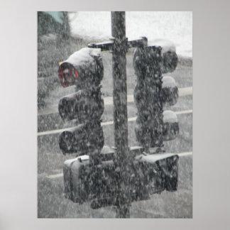Snowyの信号 ポスター