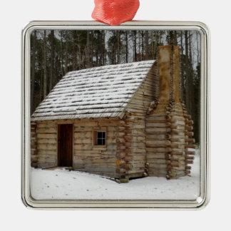Snowyの小屋 メタルオーナメント