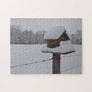 Snowyの巣箱のパズル ジグソーパズル