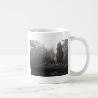 Snowyの日の出 コーヒーマグカップ