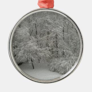Snowyの木 メタルオーナメント