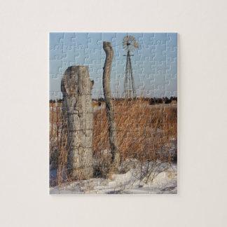 Snowyの牧草地 ジグソーパズル