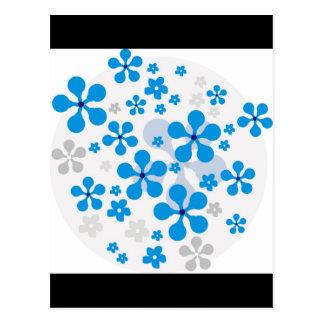 Snowyの花 ポストカード