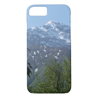 Snowyアラスカ山のiPhoneの場合 iPhone 8/7ケース