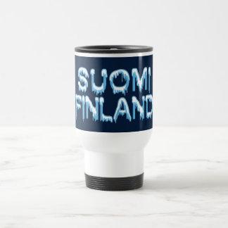 Snowyフィンランドのマグ-スタイル及び色を選んで下さい トラベルマグ