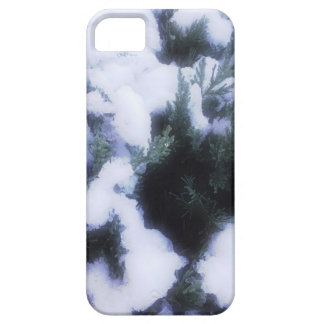 SnowyブッシュのiPhone 5/5Sの場合 iPhone SE/5/5s ケース