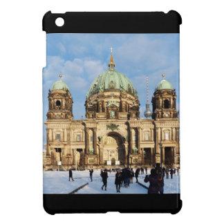 Snowyベルリンのカテドラル001.02.2 iPad Mini カバー