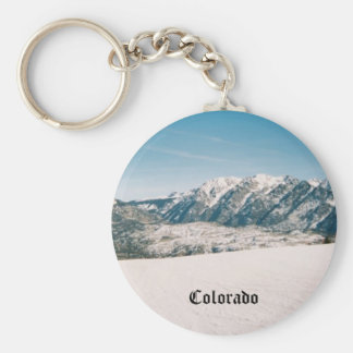 Snowy山のキーホルダー キーホルダー