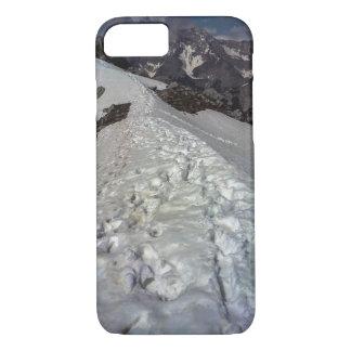 Snowy山の足跡のiPhone 7の場合 iPhone 8/7ケース