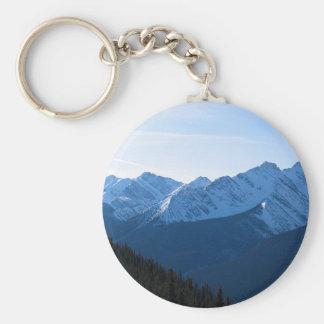 Snowy山 キーホルダー