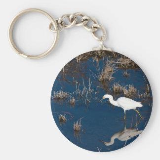 Snowy白鷺 キーホルダー