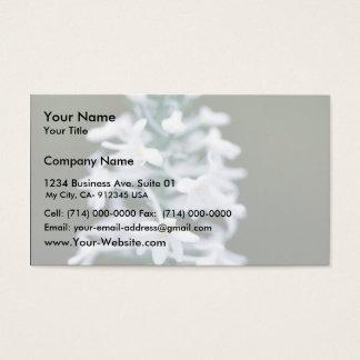 Snowy蘭 名刺