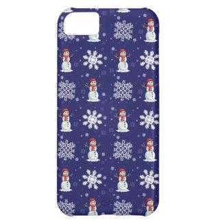 Snowy iPhone5Cケース