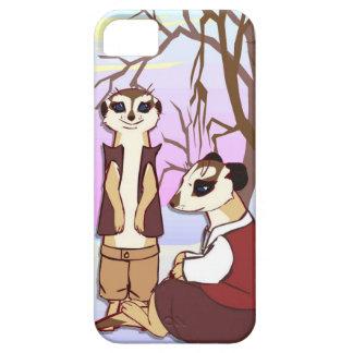 snoxのMeerkatの友人 iPhone SE/5/5s ケース