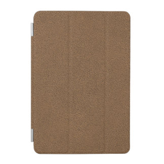 Snugglyのコーヒーブラウンのスエードの質の一見 iPad Miniカバー