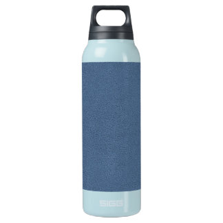 Snugglyの石板の青いスエードの質の一見 断熱ウォーターボトル