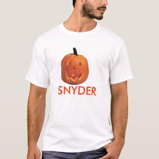 SNYDERのカボチャTシャツ Tシャツ