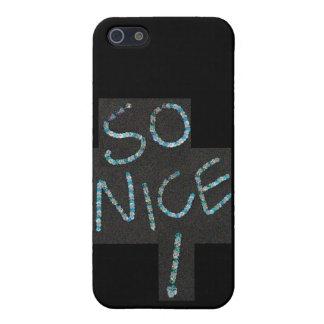SO NICE ! iPhone 5 カバー
