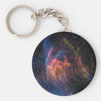 Soaceの星雲 キーホルダー