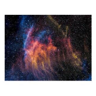 Soaceの星雲 ポストカード