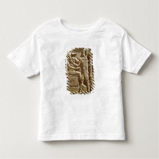 Sobekおよびクラウディオス・プトレマイオスのレリーフ、浮き彫りVI Philometor トドラーTシャツ