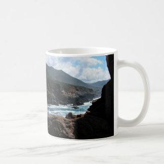 Soberanesポイント、カリフォルニア海岸線 コーヒーマグカップ