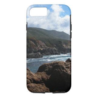 Soberanesポイント、カリフォルニア海岸線 iPhone 8/7ケース