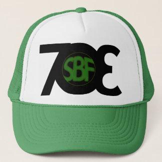 SoBF 703のロゴのトラック運転手の帽子(緑) キャップ