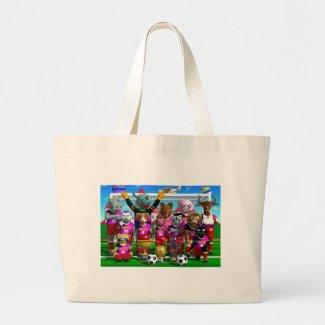 Soccer トートバッグ