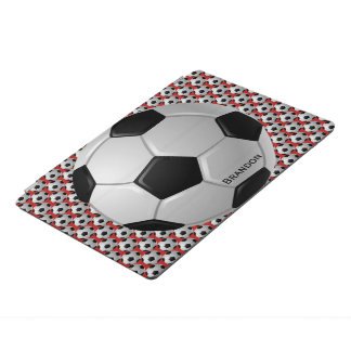 Soccer Ball Design iPad Cover iPad Proカバー