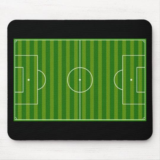 Soccer field マウスパッド