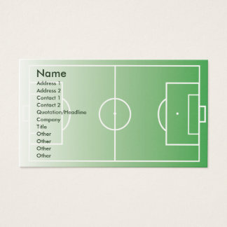 Soccerfield -ビジネス 名刺