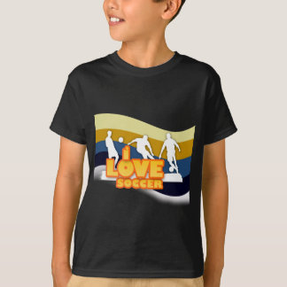 SocceriGuideのゴール Tシャツ