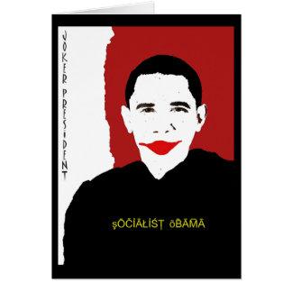 SOCIALISToBAMAJOKER カード