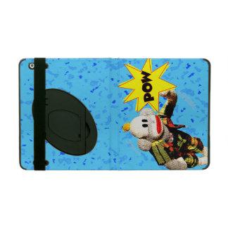 SockMonkeyの極度の英雄 iPad ケース