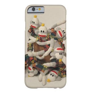 SockMonkeyの熱狂するな世界 Barely There iPhone 6 ケース