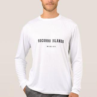 Socorroの島メキシコ Tシャツ