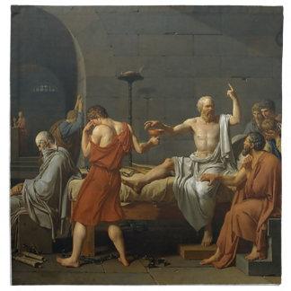 Socratesの死 ナプキンクロス