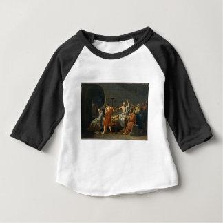 Socratesの死 ベビーTシャツ
