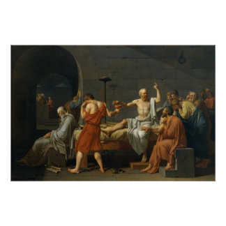 Socratesの死 ポスター