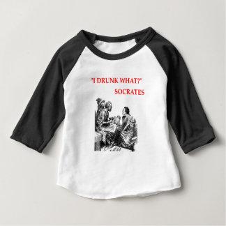 SOCRATES ベビーTシャツ
