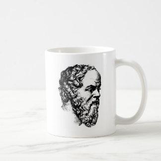Socrates: 人 コーヒーマグカップ