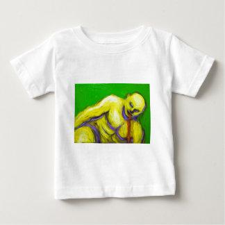 Socrates (表現主義のポートレート)の死 ベビーTシャツ