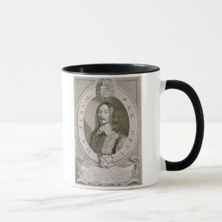 SodeのヨハンAxelsson Oxenstiernaの(1611-57年の)カウント マグカップ
