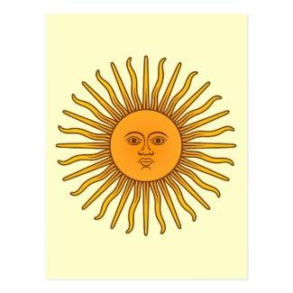 Sol de Mayo ポストカード