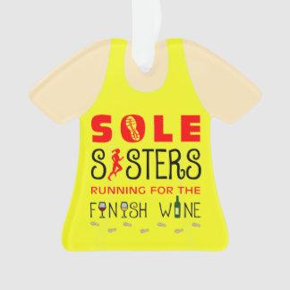 Sole Sisters Girls' Weekend Commemorative オーナメント