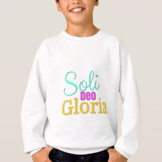 Soli Deoグロリア スウェットシャツ